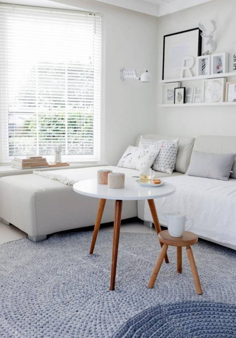 alfombras redondas para decorar tu hogar
