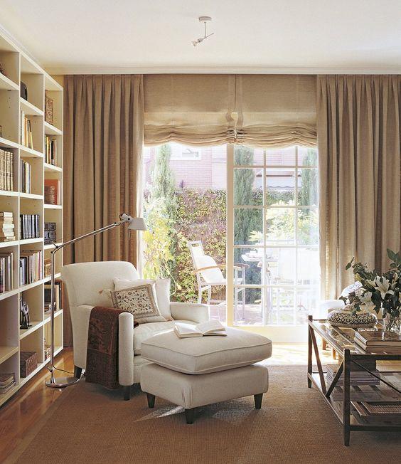 Qu tipos de cortina elegir para tu casa Magazine Bertha Hogar