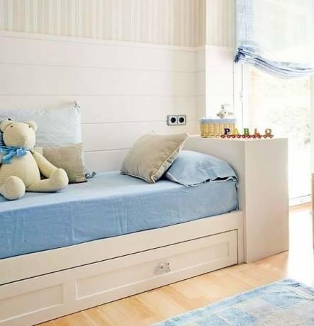 Ideas e inspiración para la decoración de habitaciones infantiles pequeñas