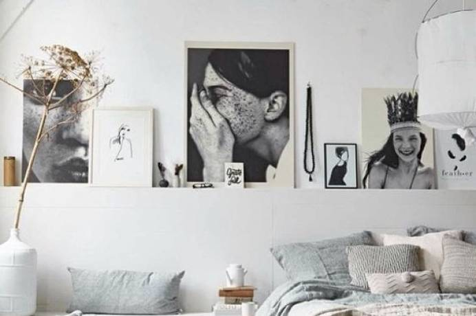 decorar con fotos está de moda