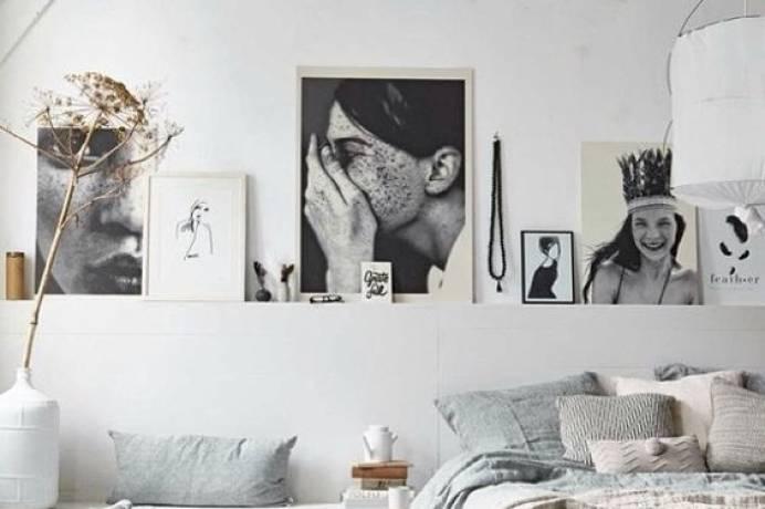 decorar con fotos está de moda