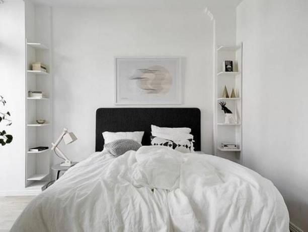 Trucos para decorar un dormitorio de matrimonio pequeño ...
