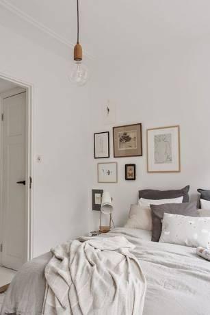 dormitorio matrimonio en espacios pequeños