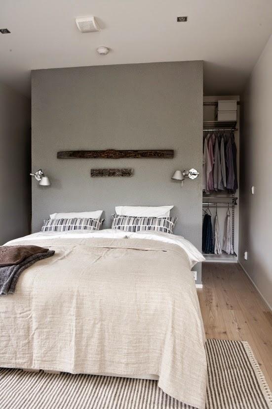 Trucos para decorar un dormitorio de matrimonio pequeño | Magazine ...