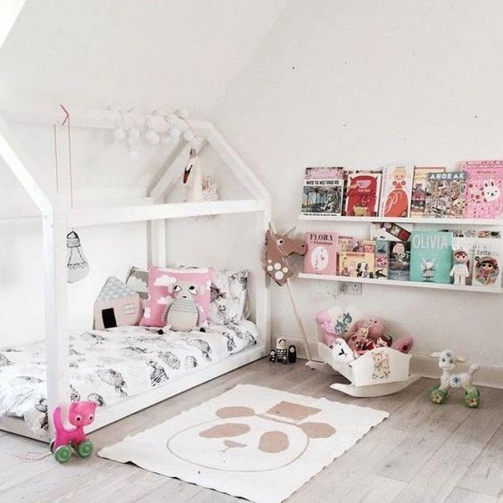 Camas Montessori: la nueva tendencia en decoración infantil ...