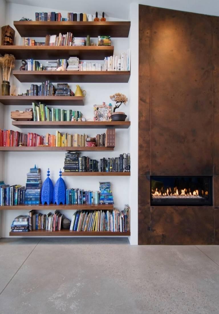 Decoración con libros: cinco formas creativa de decorar tu casa con los libros que ya tienes
