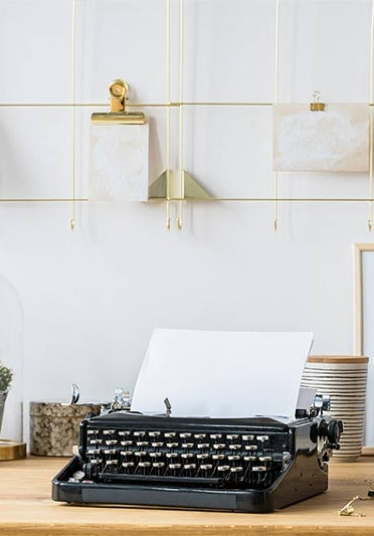 Tips para decorar tu escritorio con estilo