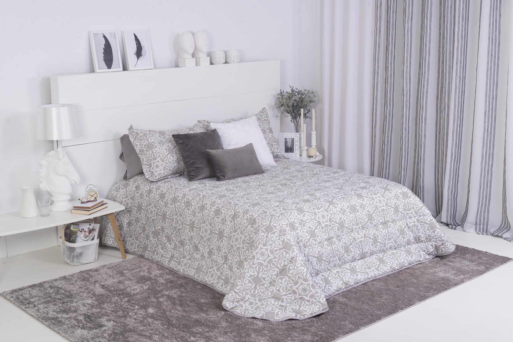 Cojines decorativos en la cama s o no magazine - Decoracion cojines ...