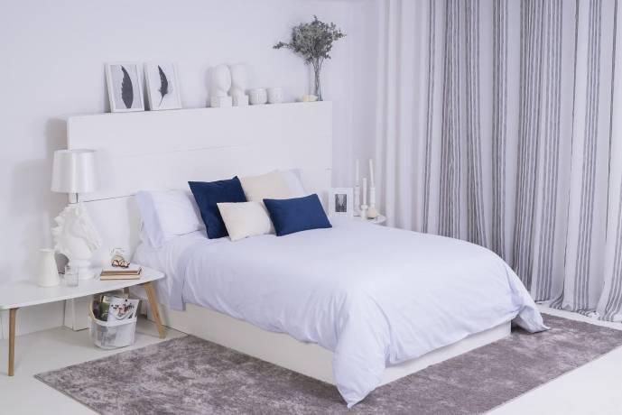 Elige un relleno nórdico para tu cama