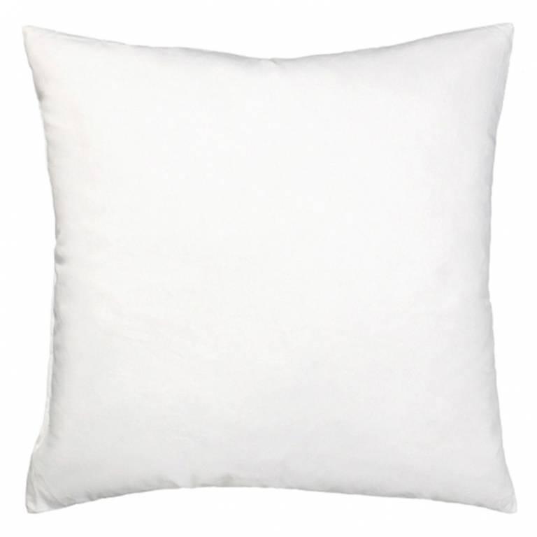 Relleno de cojín Alaiz (blanco, 55x55 cm)