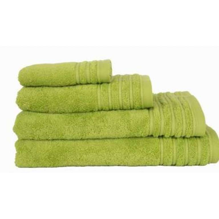 Toalla 500 grs. Cloe (verde, Tocador: 30x50 cm)