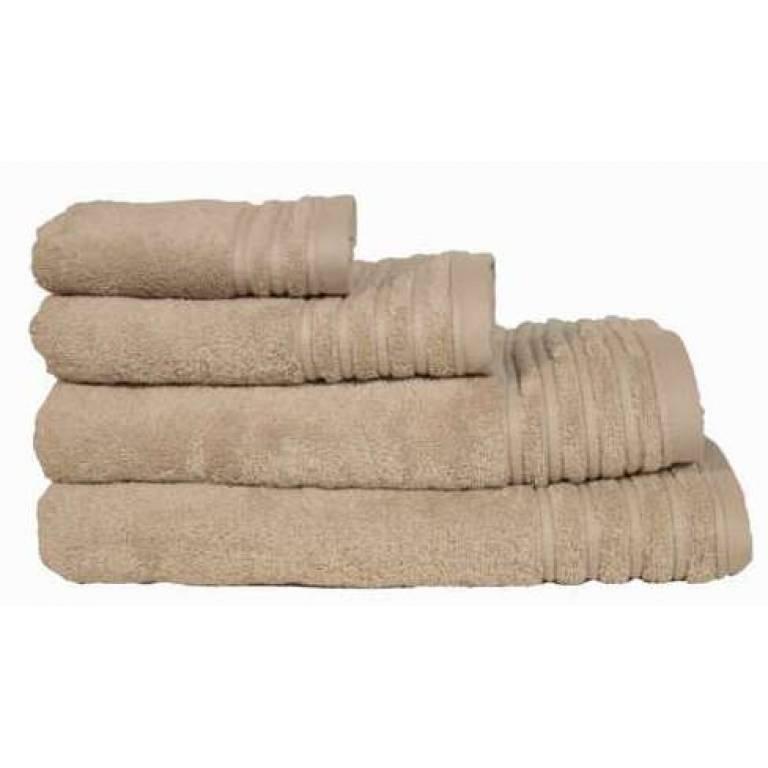 Toalla 500 grs. Cloe (beige, Baño: 100x150 cm)