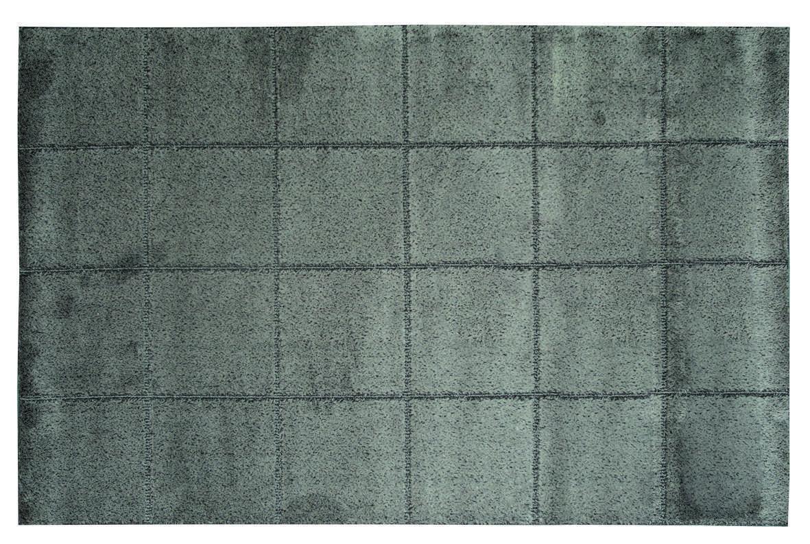 Alfombra natea 200x300 cm plata bertha hogar - Alfombra 200x300 ...