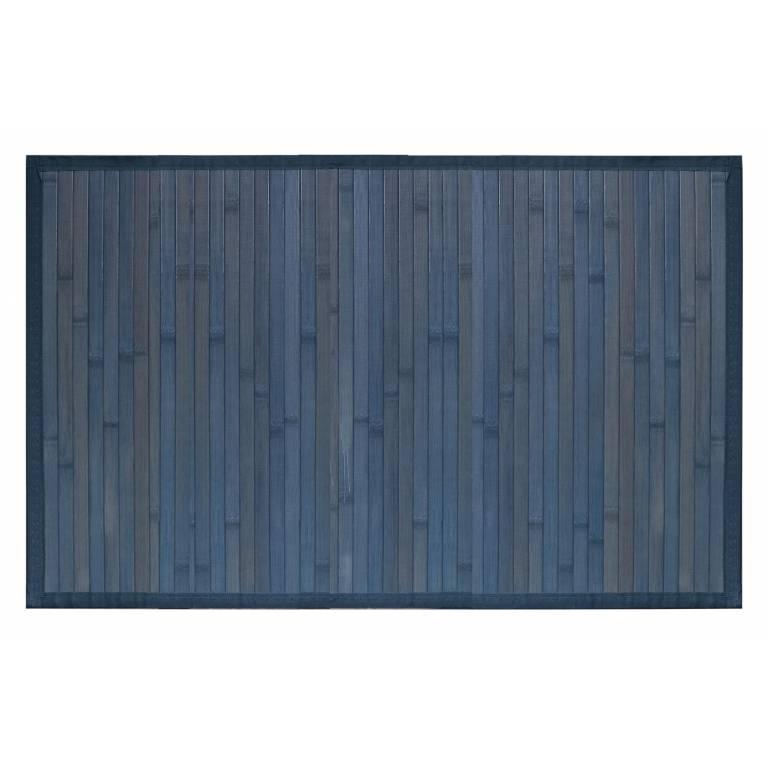 Alfombra Bambú Kanda (060x090 cm, turquesa)