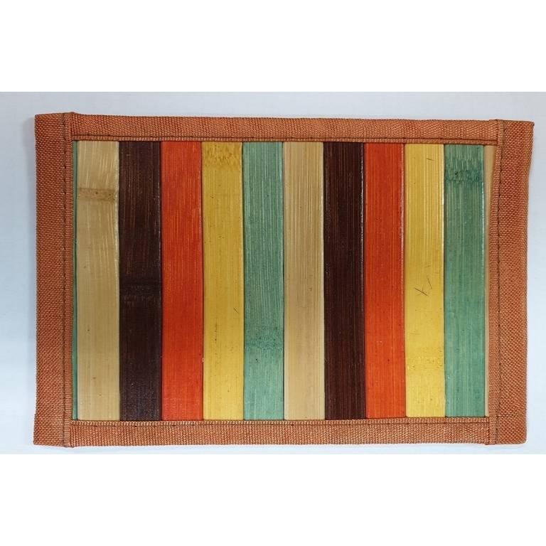 Alfombra Bambú Kanda (060x090 cm, Mix)