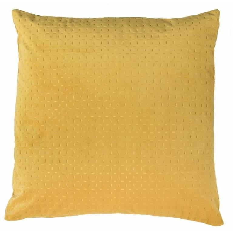 Funda de cojín Senan (amarillo, 40x60 cm)
