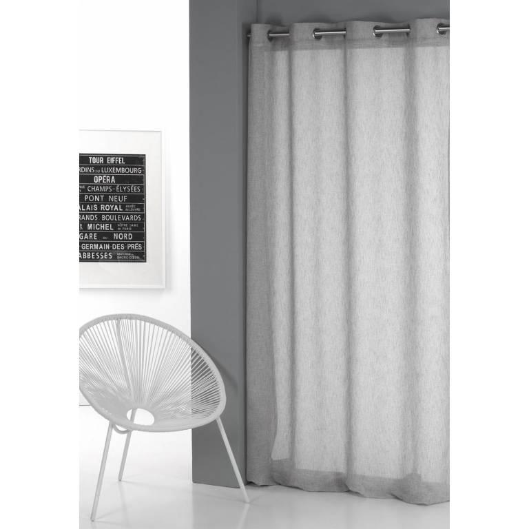 Cortina confeccionada Amile (beige, 150x270 cm)