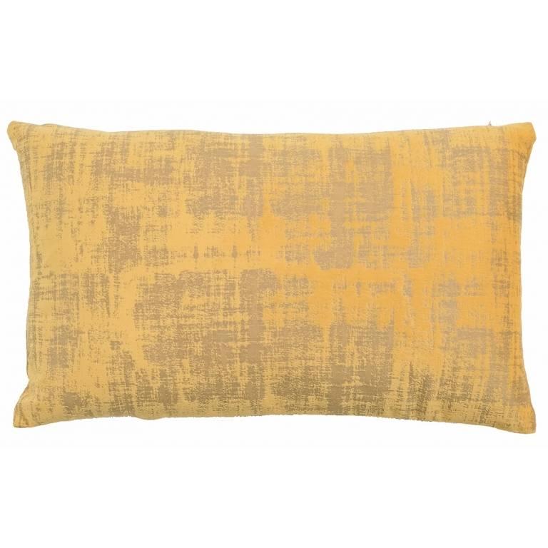 Funda de cojín Tersel (amarillo, 30x50 cm)