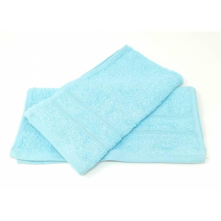 Toalla Atrani 100% algodón gramaje 450 gramos (aguamarina, Baño)