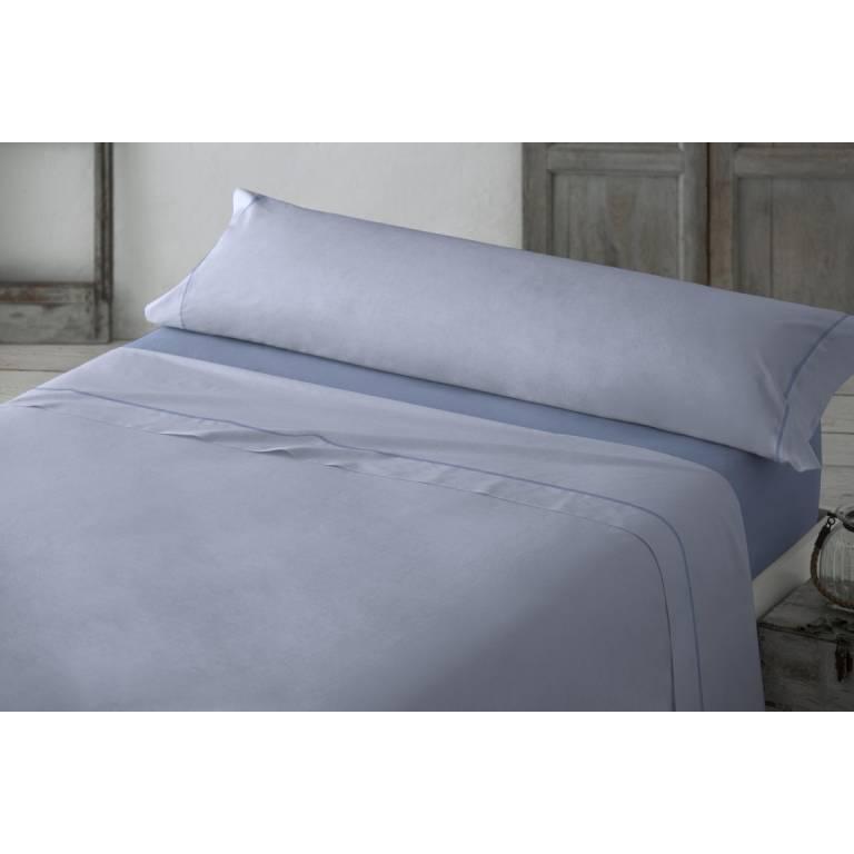 Juego de sábanas Bruni (azul, Cama 150)