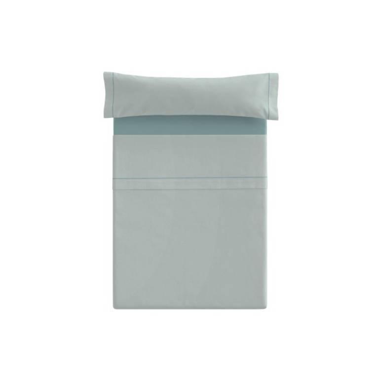 Juego de sábanas Bruni (Cama 150, aguamarina)