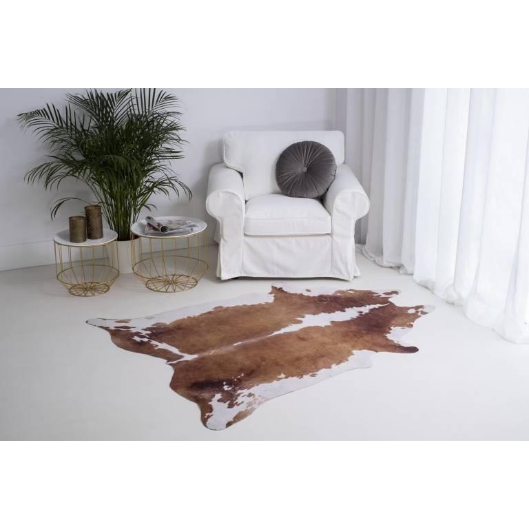 Alfombra Albarce (marrón, 155x200 cm)