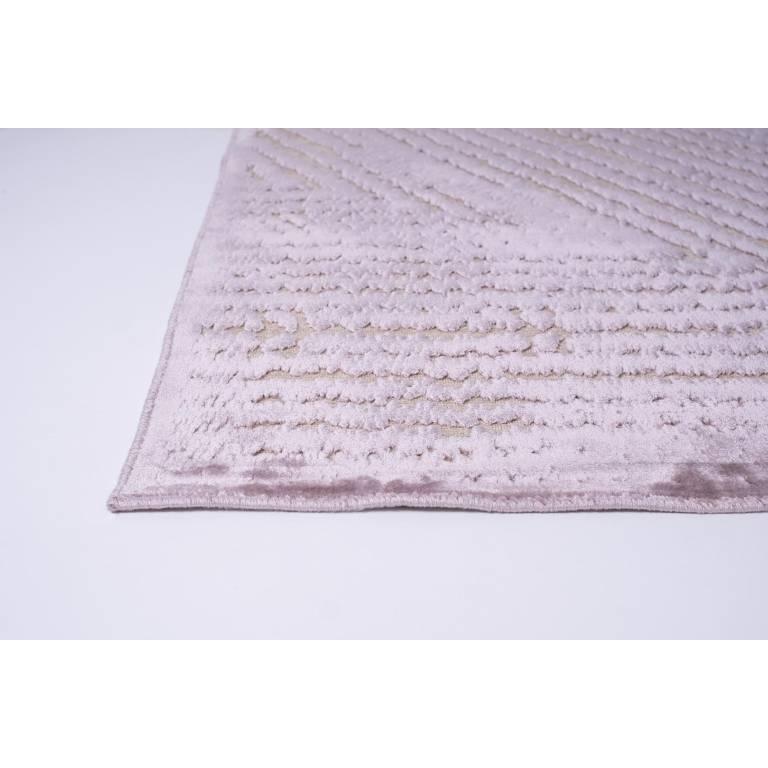 Alfombra Mazy (140x200 cm, rosa)