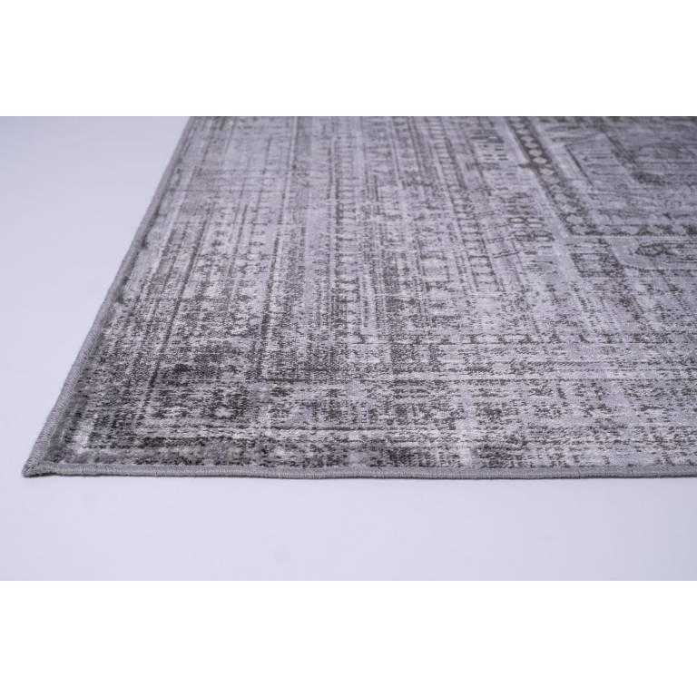 Alfombra Doren (140x200 cm, gris)