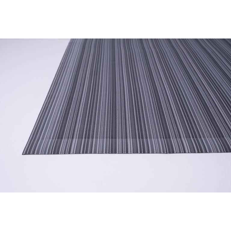 Alfombra de vinilo Velgar (170x240 cm, gris)