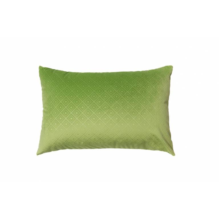 Funda de cojín Benasque (verde, 40x60 cm)