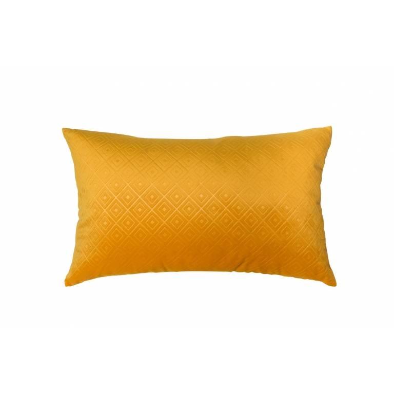 Funda de cojín Benasque (amarillo, 40x60 cm)