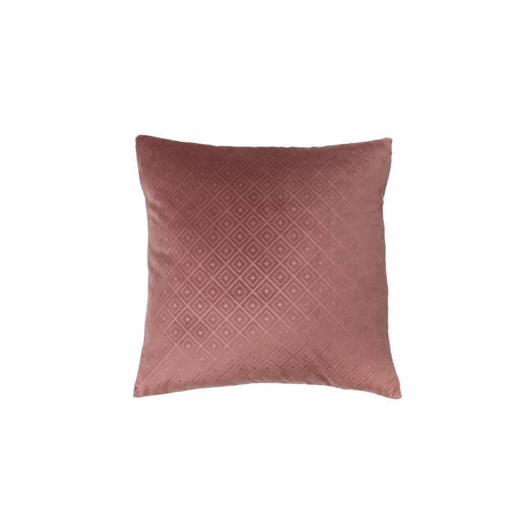 Funda de cojín Benasque (rosa, 30x50 cm)
