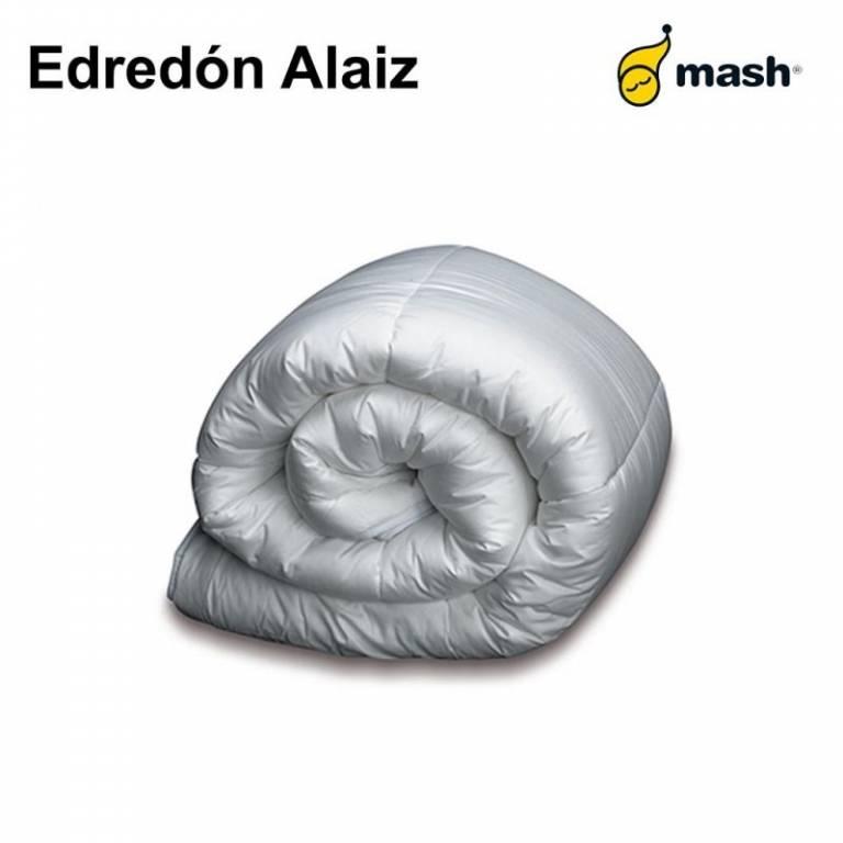 Nórdico Alaiz Mash 400 gr (blanco, Cama 150: 240x220 cm)