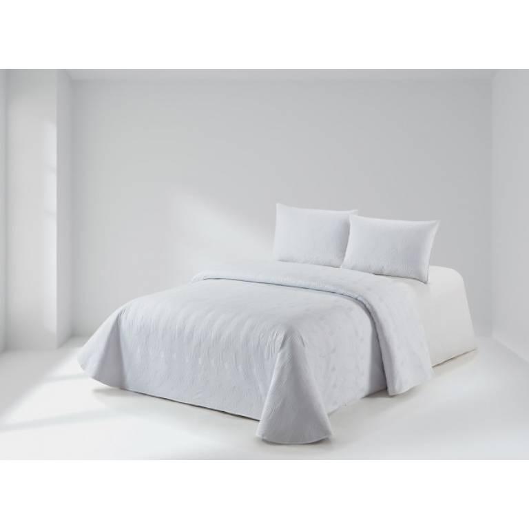 Colcha Nelton (blanco, Cama 105: 200x270 cm)