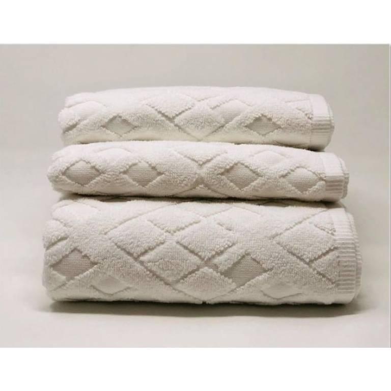 Juego de toallas Dorlem (blanco)