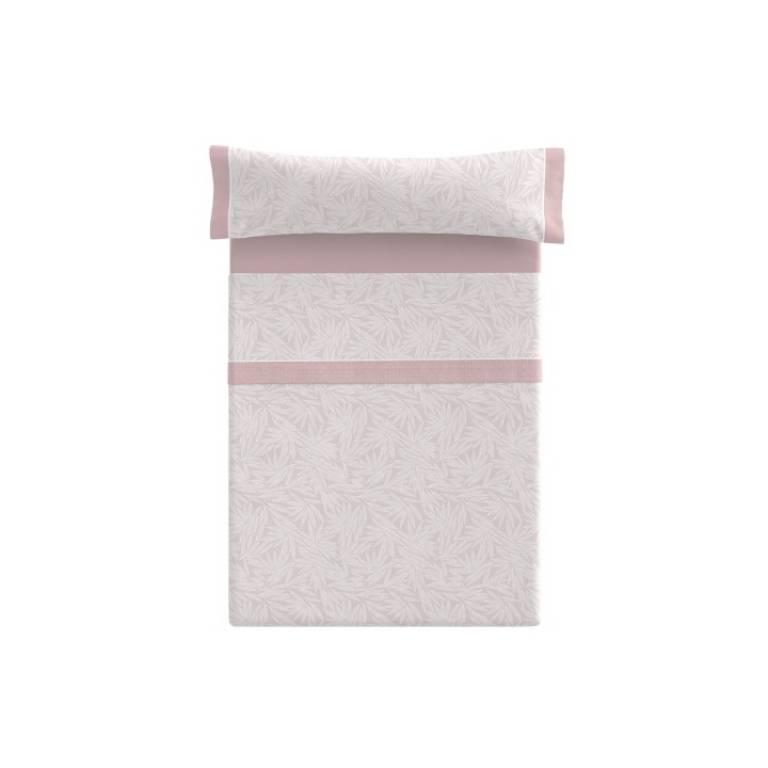 Juego de sábanas Viedan (rosa, Cama 090)