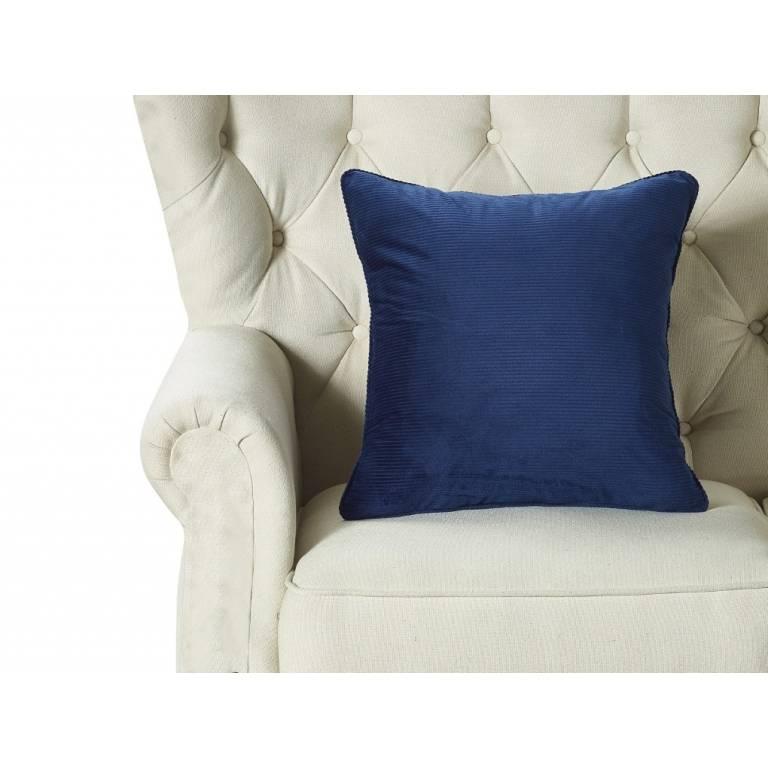 Funda de cojin Alea (azul, 45x45 cm)
