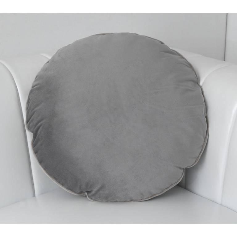 Cojín Circe (gris, 45x45 cm)
