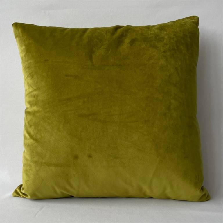 Cojín Ref. 899 (verde, 45x45 cm)