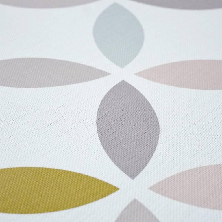 Alfombra de Vinilo Nalon (070x140 cm, multicolor)