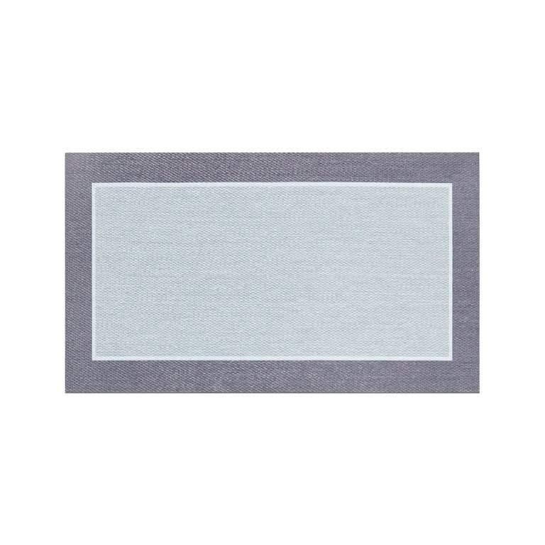Alfombra de Vinilo Allure (gris, 060x120 cm)